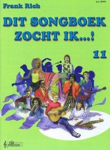 Frank Rich: Dit Songboek Zocht Ik...! Deel 11 (Boek)
