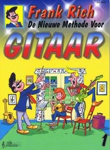 Frank Rich: De Nieuwe Methode voor Gitaar - Deel 1 (Boek)