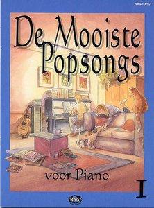 De Mooiste Popsongs Voor Piano Deel 1 - Piano/Zang/Gitaar (Boek)