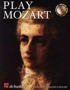 Play Mozart - Dwarsfluit (Boek/CD)