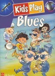 Kids Play Blues - Dwarsfluit (Boek/CD)