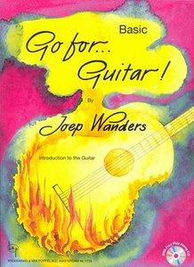 Go For Guitar! Basic - Joep Wanders (Boek/CD)