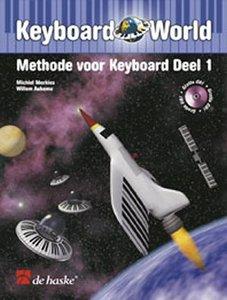 Keyboard World Deel 1 (Boek/CD)