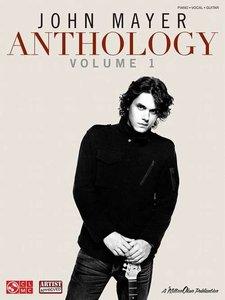 John Mayer: Anthology Volume 1 - Piano/Zang/Gitaar (Book)