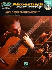 Akoestisch Meesterschap (Boek/CD)
