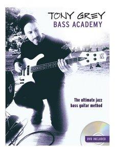 Tony Grey: Bass Academy (Book/DVD)