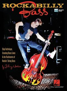 Johnny Hatton: Rockabilly Bass (Book/Online Video)