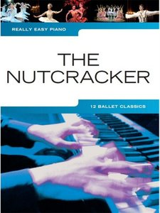 Really Easy Piano:The Nutcracker (Book)