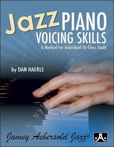 Jazz Piano Voicing Skills - Dan Haerle (Book)