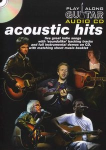 Play Along Guitar: Acoustic Hits (CD/Booklet)