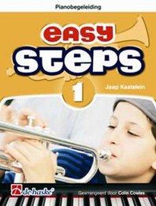 Easy Steps 1 - Pianobegeleiding Trompet (Boek)