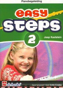 Easy Steps 2 - Pianobegeleiding Dwarsfluit (Boek)