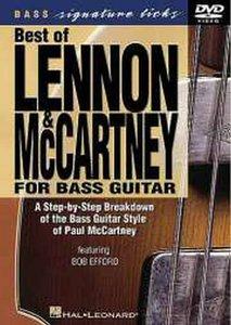 Best Of Lennon And McCartney For Bass Guitar (DVD)