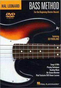 Hal Leonard Bass Method (DVD)
