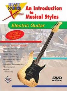 An Introduction to Musical Styles: Electric Guitar (DVD)