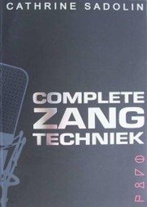 Complete Zangtechniek - Cathrine Sadolin (Boek/Online Audio)