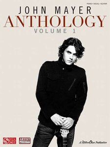 John Mayer: Anthology Volume 1 - Piano/Zang/Gitaar (Book)