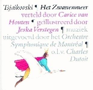 Het Carnaval Der Dieren (Ivo de Wijs) (Boek 14x14cm inclusief CD)