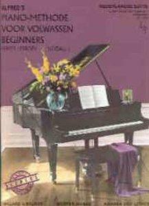Alfred's Piano Methode Voor Volwassen Beginners 1 (Boek)