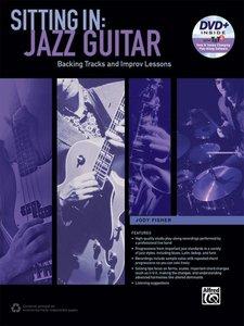 Sitting In Jazz Guitar (Book/DVD)