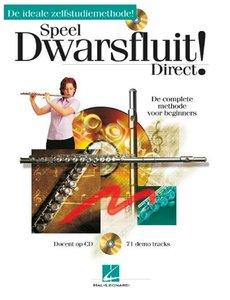Speel Dwarsfluit! Direct! (Boek/CD)