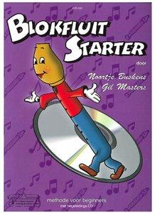 Blokfluit Starter 1 (Boek/CD)