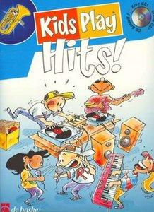 Kids Play Hits! - Dwarsfluit (Boek/CD)