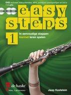 Easy-Steps-1-Klarinet-(Boek-2-CD-DVD)