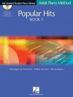 Hal-Leonard-Pianomethode:-Popular-Hits-Book-1-(Boek-CD)