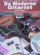 De-Moderne-Gitarist-Boek-1-(Boek-CD)