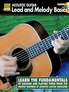 Acoustic-Guitar-Private-Lessons:-Lead-and-Melody-Basics-(Book-CD)