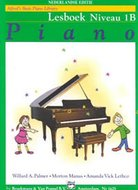 Alfreds-Basic-Piano-Library-Lesboek-Niveau-1B-(Boek-CD)