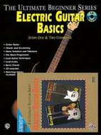 The-Ultimate-Beginner-Series-Mega-Pack:-Electric-Guitar-Basics-Steps-One&Two-Combined-(Book-CD-DVD)