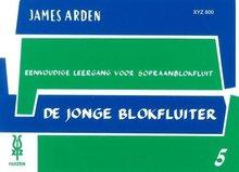 De-Jonge-Blokfluiter-5-James-Arden-(Boek)