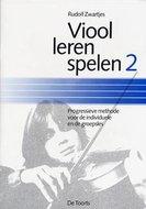 Viool-Leren-Spelen-2-Rudolf-Zwartjes-(Boek)