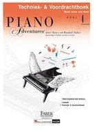 Piano-Adventures:-Techniek--&-Voordrachtboek-4-(Boek)