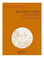Maurice-Ravel:-Mother-Goose-Five-Childrens-Pieces-(Book)