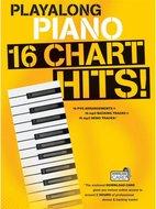 Playalong-Piano:-16-Chart-Hits-(Boek-Online-Audio)