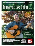 Bluegrass-Jazz-Guitar-Volume-1-(Book-3-CD)