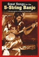 Great-Songs-For-The-5-String-Banjo-(Akkoordenboek-17x25cm)