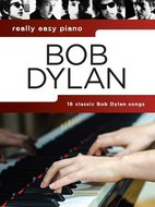 Really-Easy-Piano:-Bob-Dylan-(Book)