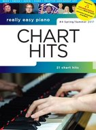 Really-Easy-Piano:-Chart-Hits-#4-Spring-Summer-2017-(Book-Online-Audio-Video)