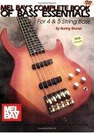 Mel-Bays-Complete-Book-of-Bass-Essentials-(Book-DVD)