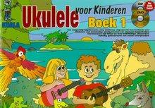 Ukulele-Voor-Kinderen:-Boek-1-(Boek-CD-DVD)