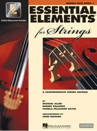 Essential-Elements-for-Strings-Book-1-(Contrabas)-(Book-Online-Audio)