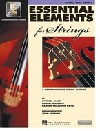 Essential-Elements-for-Strings-Book-2-(Contrabas)-(Book-Online-Audio)
