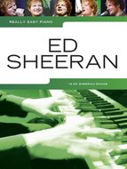 Really-Easy-Piano:-Ed-Sheeran-(Book)