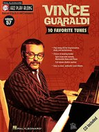 Jazz-Play-Along:-Volume-57-Vince-Guaraldi-(Book-CD)