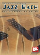 Jazz-Bach-For-Fingerstyle-Guitar-(Book)