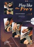 Play-Like-The-Pros-Volume-1-(Boek-DVD)